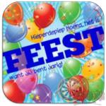 Bierviltjes verjaardag Thema Feest