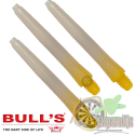 Two-Tone Shafts Geel-Wit Short