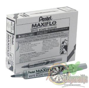 Doos Maxiflo Whiteboard Stift 12 st.