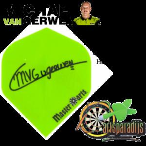 MVG Groen met Handtekening Mighty Mike