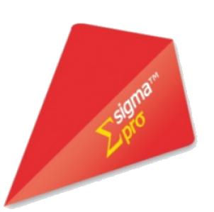Unicorn Sigma Rood Pro 100 Flight Rood