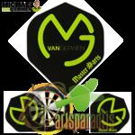 MVG Zwart met Logo