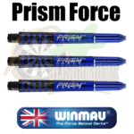 Winmau prism Force Blauw