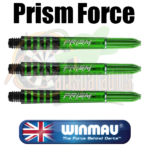 Winmau prism Force Groen