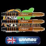 Winmau prism Force Oranje