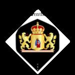 Flights met het Provincie wapen van Drenthe