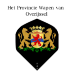 Flights met het Provincie wapen van Overijssel