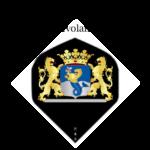 Flights met het Provincie wapen van Flevoland