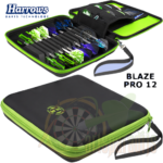 Blaze Pro 12 Dartwallet Green Harrows