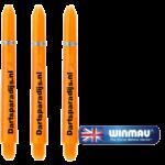 Winmau prism Oranje Medium