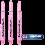 Winmau prism Roze Medium