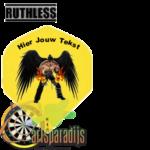 Ruthles Flights Dark Angel met eigen tekst
