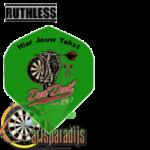 Ruthles Flights Dart Devil met eigen tekst