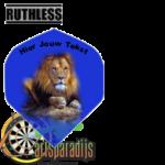 Ruthles Flights Koning Leeuw met eigen tekst