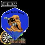 Ruthles Flights Scarry Demon met eigen tekst