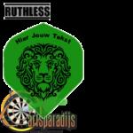 Ruthles Flights Tattoo Lion met eigen tekst