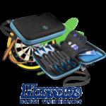 Blaze Pro 6 Dartwallet Aqua/BLK
