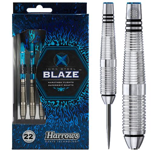 BLAZE 100% INOX STEEL STEELTIP 22 gram