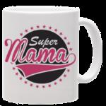 Moederdag Mok Super Mama
