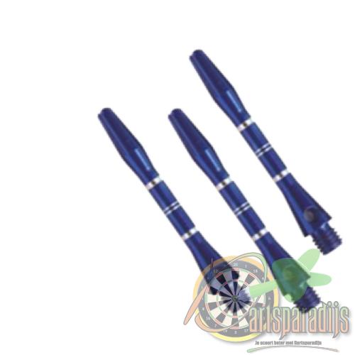 Alluminium Alloy Regrooved Blauw Short