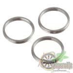 Target Pro Grip Ring Zilver