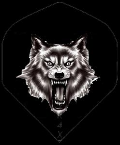 Wolf met je eigen tekst