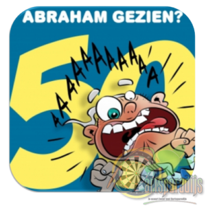Jubileum viltje Abraham 4
