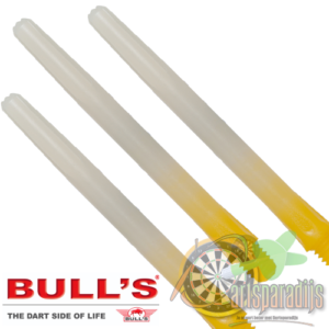 Two-Tone Shafts Geel-Wit
