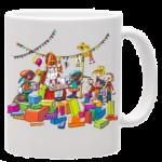 Sinterklaas Mok 5