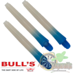 Two-Tone Shafts Blauw-Wit Short