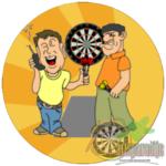 Darts comics