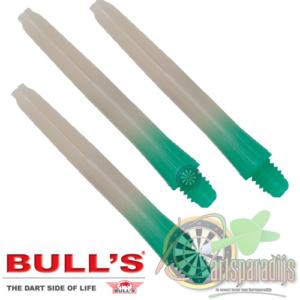Two-Tone Shafts Groen-Wit Short