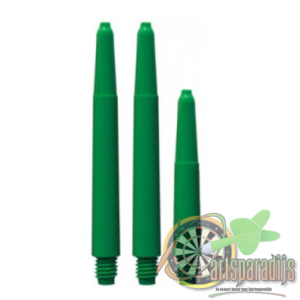 Deflecta Grip Nylon Shafts Groen