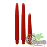 Deflecta Grip Nylon Shafts Rood