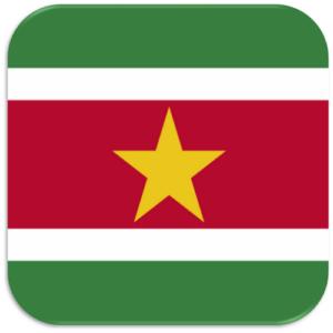 Vlag Suriname